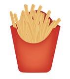 Fries Royalty Free Stock Photo