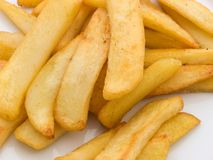 Fries Stock Photography
