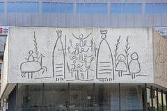 Fries door Pable Picasson Royalty-vrije Stock Afbeelding