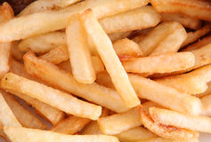 Fries macro Stock Photos
