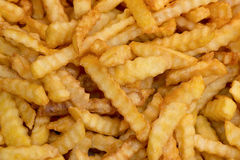 Fries potato Stock Photo