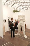 Frieze Contemporary Art Fair London. Stock Photos