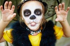 Fright of Halloween Royalty Free Stock Photo