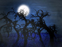 Fright night Royalty Free Stock Images