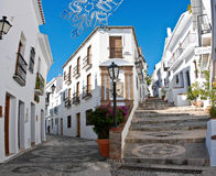 Frigiliana Royalty Free Stock Photography