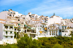 Frigiliana in Andalusia, Spain. Stock Images
