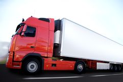 Frigo transport Royalty Free Stock Photos