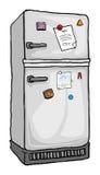 frigorifero Illustrazione Vettoriale