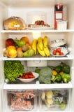 frigorifero fotografie stock