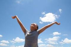 frihet 3 Fotografering för Bildbyråer