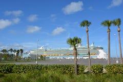 Frihet av haven Royaltyfria Bilder