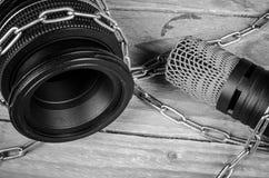 Frihet av press Arkivfoton