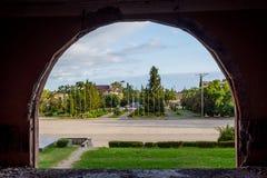 Frihet parkerar, Sokhumi, Abchazien Fotografering för Bildbyråer
