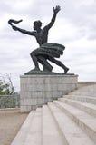 Frihetstaty, Budapest Royaltyfri Fotografi