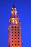 Frihetstorn i Miami Arkivfoto