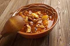 Frijoles Charros Photo stock