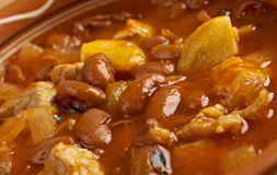 Frijoles Charros Royalty Free Stock Photo