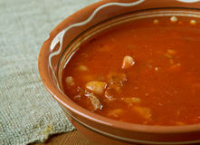 Frijoles Puercos Stock Image