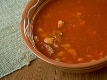 Frijoles Puercos Royalty Free Stock Images