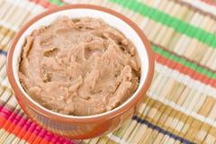 Frijoles Refritos Stock Photos