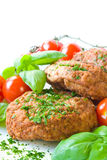 Frikadeller Royalty Free Stock Photography