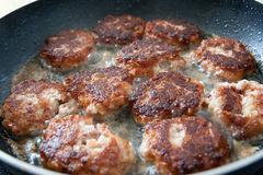 Frikadeller Stock Photos