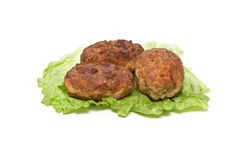 Frikadeller Royalty Free Stock Images