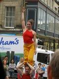 Fringe festival Royalty Free Stock Photo