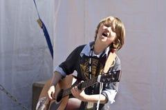 Fringe festival edinburgh Royalty Free Stock Photo