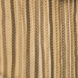 The Fringe. A macro shot of the fringe of a table lamp Stock Photography