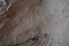 Fringerprints de 700 anos há, Salado People Imagens de Stock