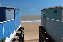 Frinton-на-море, Essex, Великобритания Стоковое Фото