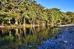Frio河 库存图片