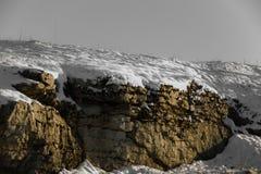 Frio de pedra Imagens de Stock