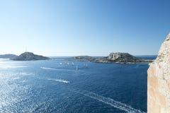 Frioul archipelago Royalty Free Stock Photo