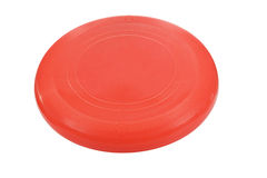 Frisbee. royalty free stock photography