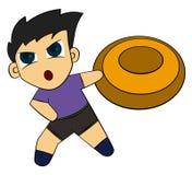 Frisbee Stock Image
