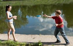frisbee Стоковая Фотография