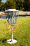 Frisbee Golf Royalty Free Stock Photo