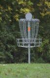 frisbee koszykowy golf obraz royalty free
