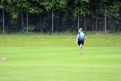 Frisbee-Meisterschaften Lizenzfreie Stockfotografie