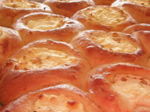Frisch gebackener Klumpen tarts-1 Stockbilder