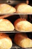 Frisch gebackenes Brot Stockfotografie