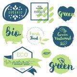 Frisch, organisch, geben Gluten frei, Bio 100%, erstklassige Qualität, am Ort Stockfotos