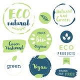 Frisch, organisch, geben Gluten frei, Bio 100%, erstklassige Qualität, am Ort Stockbild