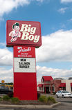 Frisch's Big Boy Restaurant Royalty Free Stock Images
