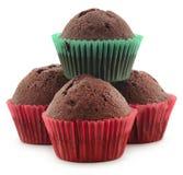 Frisch zubereitetes selbst gemachtes Muffin lizenzfreie stockfotografie