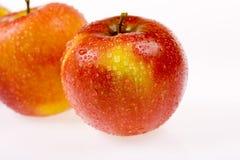 Frische Äpfel II Stockfoto