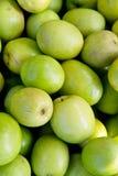 Frische Affeapfelfrucht Lizenzfreies Stockfoto