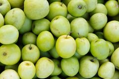 Frische Affeapfelfrucht Lizenzfreie Stockfotografie